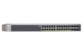 NETGEAR ProSafe 28-Port Gigabit Stackable Smart Switch with PoE