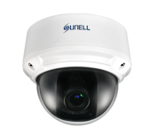 Sunell - 2MP Indoor dome , 2.8-12mm lens, 12VDC/PoE