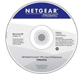 NETGEAR - ProSafe VPN Client Professional Software - 5-user Lic