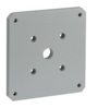 Bosch - MIC Wall Mount Spreader Plate - Black Sand